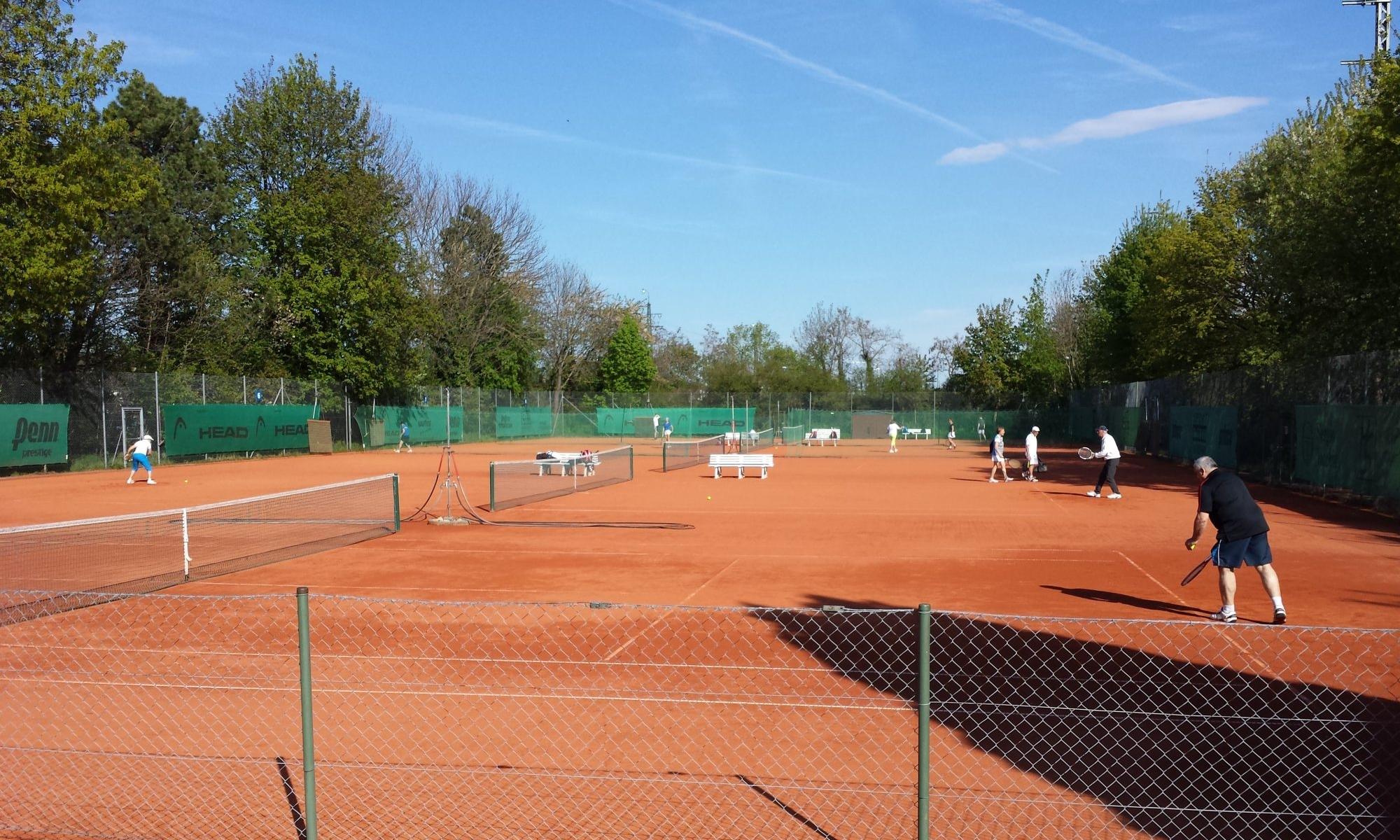 Tennis Pasing